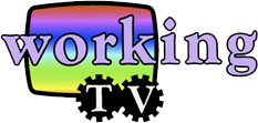 working TV logo