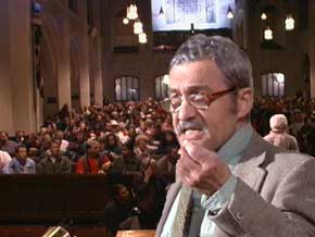 Parenti speaking @ St. Andrews Wesley church
