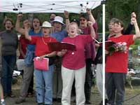 Solidarity Notes choir